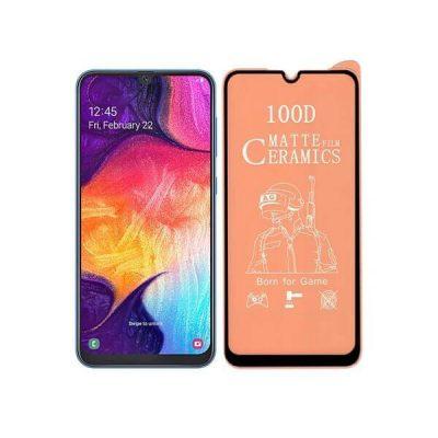 محافظ صفحه نمایش سرامیکی مات Galaxy A50