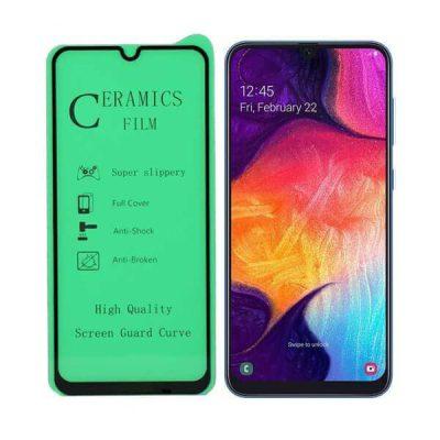 محافظ صفحه نمایش سرامیکی Galaxy A50