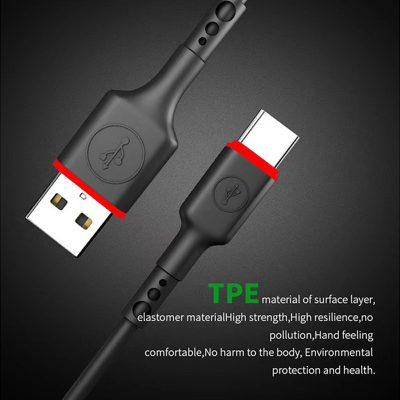 کابل تبدیل USB به USB-C آککیو مدل UC04 طول 1 متر
