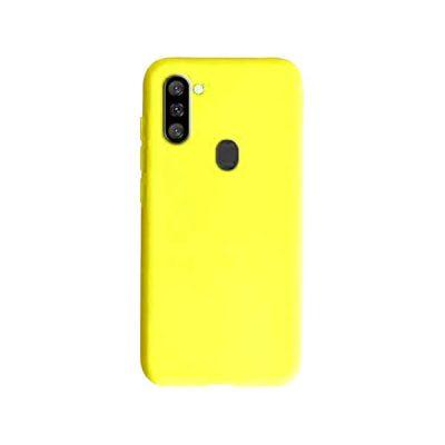 کاور سیلیکونی مناسب برای Samsung Galaxy A11/ M11