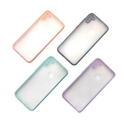 کاور پشت مات محافظ لنزدار مناسب برای گوشی Samsung Galaxy A11