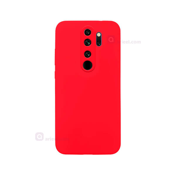 کاور سیلیکونی محافظ لنزدار مناسب برای گوشی Redmi Note 8 Pro
