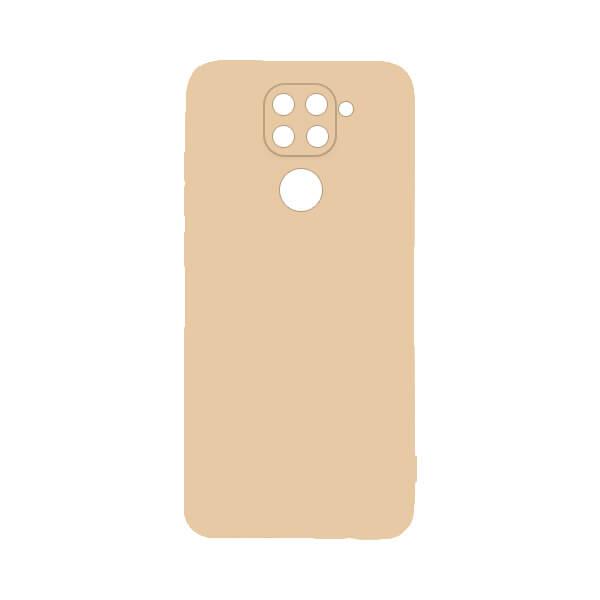کاور سیلیکونی محافظ لنزدار مناسب برای گوشی Redmi Note 9