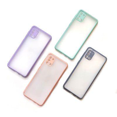 کاور پشت مات محافظ لنزدار مناسب برای گوشی Samsung Galaxy A31