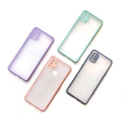 کاور پشت مات محافظ لنزدار مناسب برای گوشی Samsung Galaxy A21s
