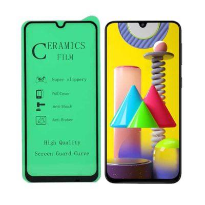محافظ صفحه نمایش سرامیکی مناسب برای گوشی Galaxy M31