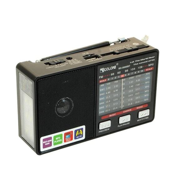 رادیو بلوتوثی Golon مدل 8866BT