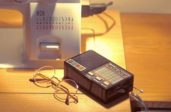 رادیو اسپیکر بلوتوثی قابل حمل گولون مدل RX-8866BT