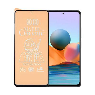 محافظ صفحه نمایش سرامیکی مات Redmi Note 10 Pro