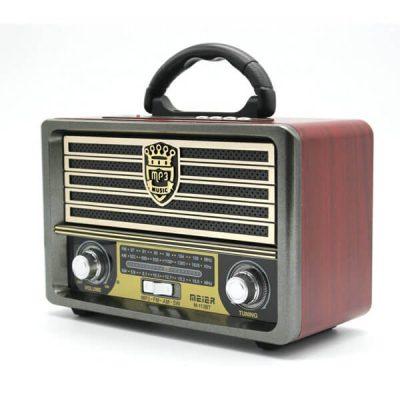 رادیو اسپیکر بلوتوثی قابل حمل MIERE مدل M-113BT