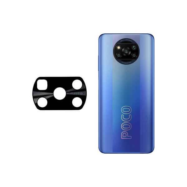 محافظ لنز فلزی دوربین شیائومی POCO X3